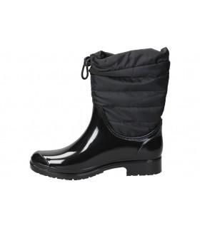 Sandalias color negro de casual valerias 7221