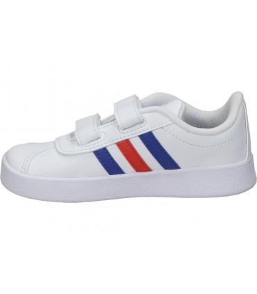 Deportivas casual de señora reebok ef6844 color blanco