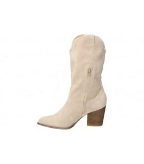 Marila negro 1412s/lu-61 sandalias para señora